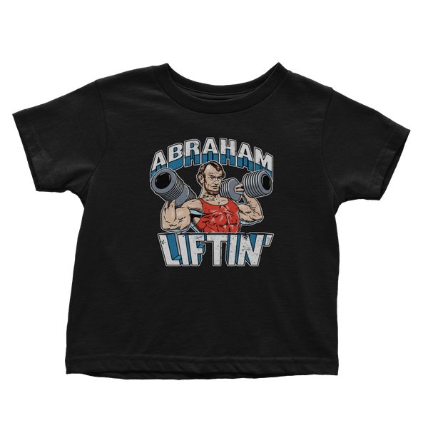Abraham Liftin' - Toddlers