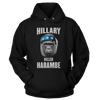Hillary Killed Harambe