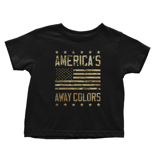 America's Away Colors - Toddlers