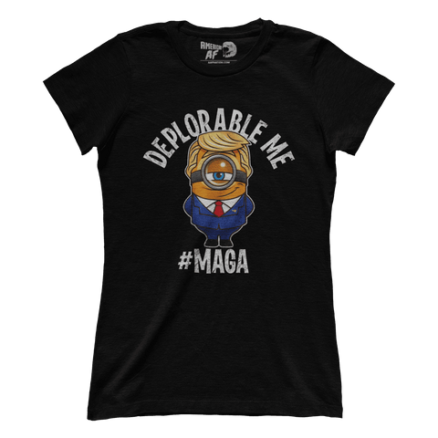 Deplorable Me (Ladies)