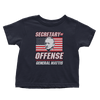 Mattis - Secretary of Offense - Toddlers