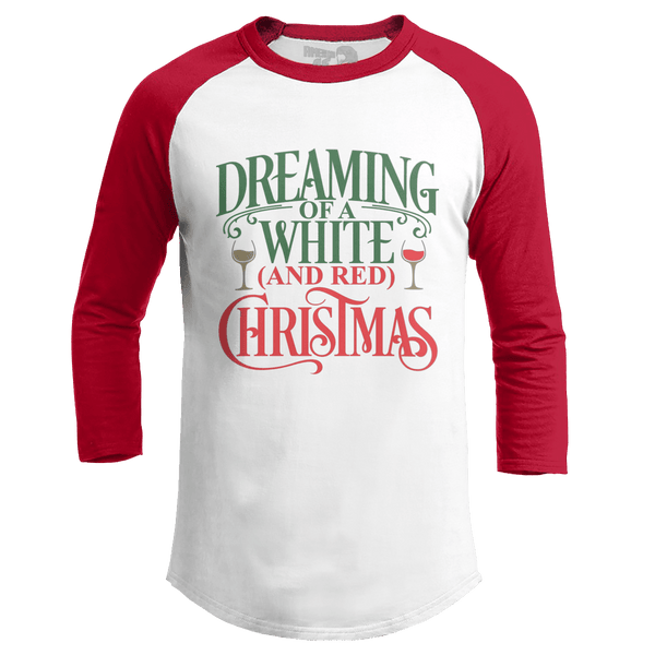 White & Red Christmas (Ladies)