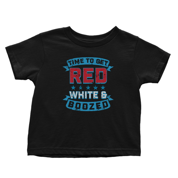 Red White and Boozed - Toddlers