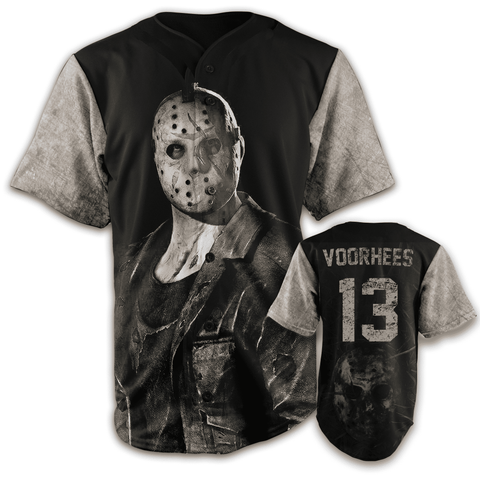 AK: Jason Voorhees Halloween Edition Jersey