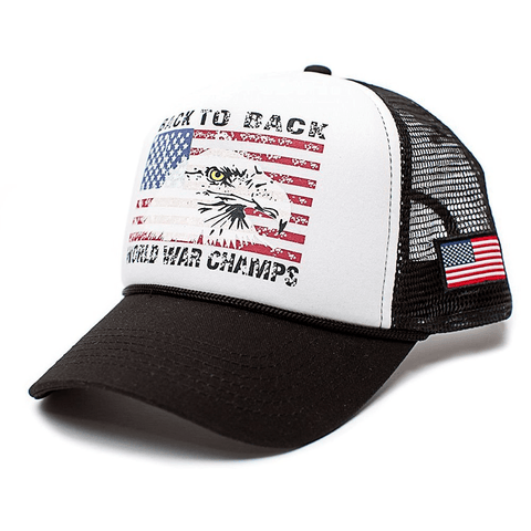 World War Champs Cap