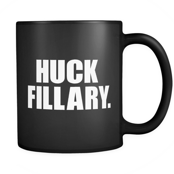 Huck Fillary - Coffee Mug