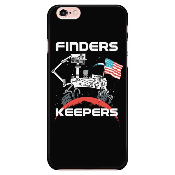 Finder's Keepers - MARS Rover - Phone Case