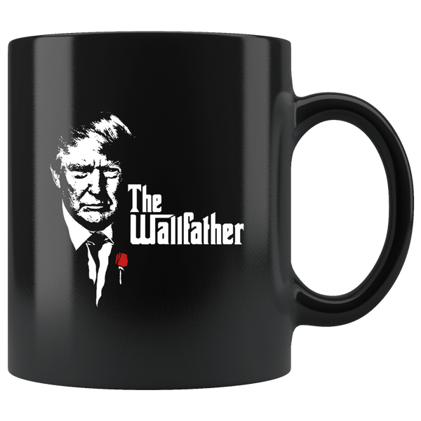 The Wallfather (parody) - Coffee Mug