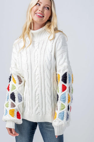 Farrah Up-Town Sweater