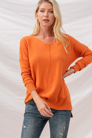 Fern Casual Sweater - 15 Colors Available
