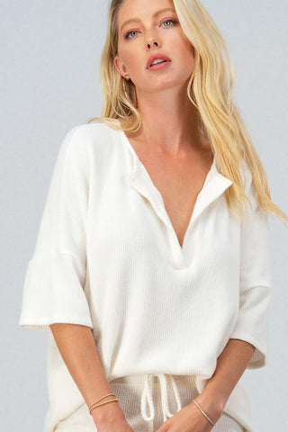 Fifi Lounge Wear Top