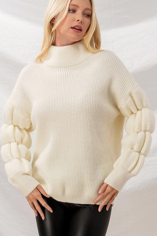 Sydney Puff Sleeve Sweater