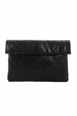 Ellise Folded Hand-Held Clutch