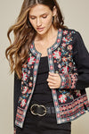 Ophelia Embroidered Jacket