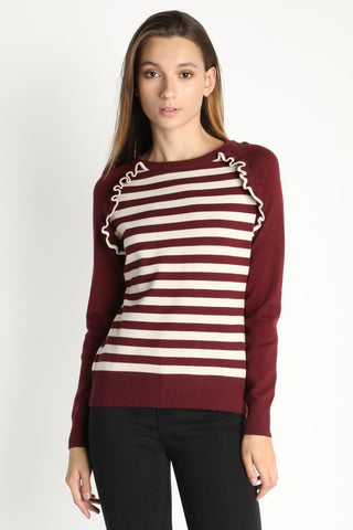 Jamie Sporty Knit Top