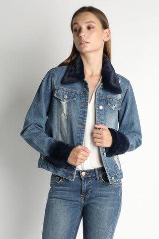 Jessie Out-of-Town Denim Jacket