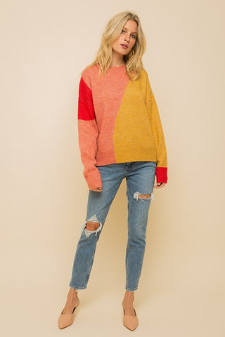 Brizo Abstract Sweater