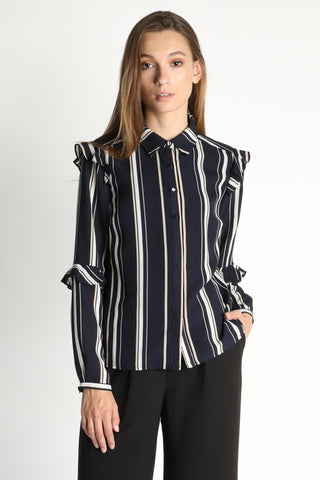 Samantha Preppy-Cool Blouse