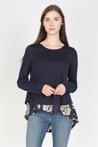 Monalisa Swing Sleeve Top