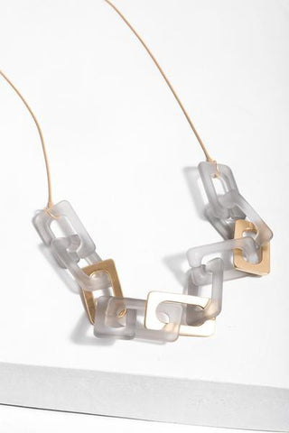 Block Party Necklace