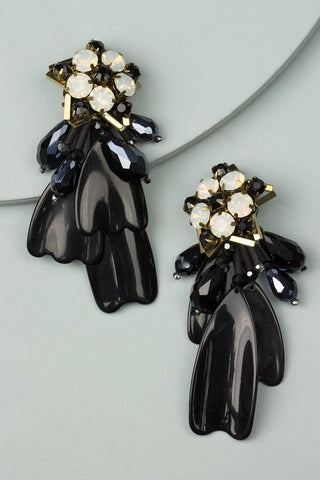 Hilda Clip On Statement Earring