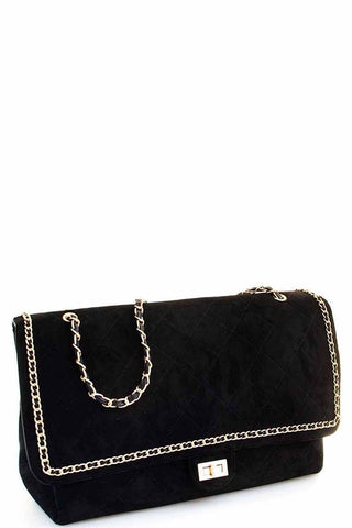 Roxy Chain Link Shoulder Bag