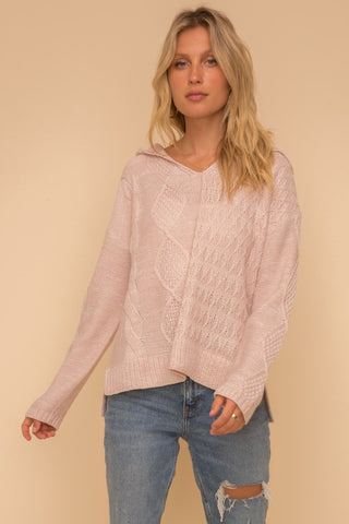 Libby Boyfriend Knit Sweater
