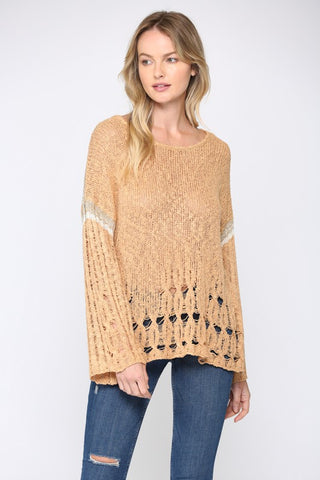 Vanje Summer Sweater