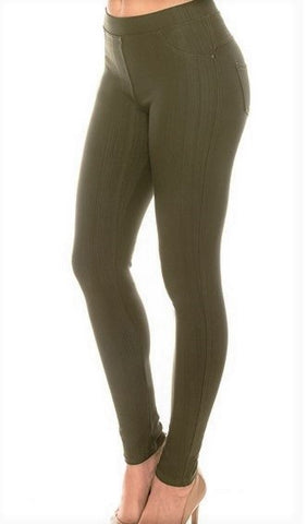 Magic Pant Moss- In Stock