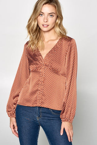 Zimmie Going-Out Blouse