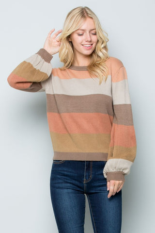 Tamra Sweater Knit Top