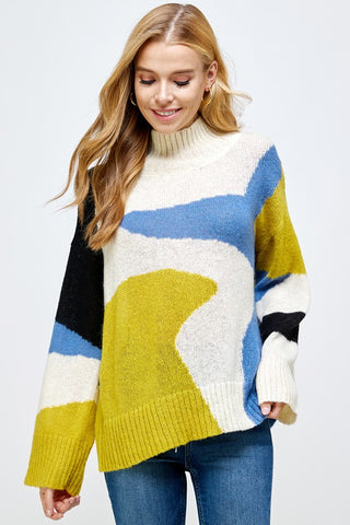 Tome Cozy Sweater