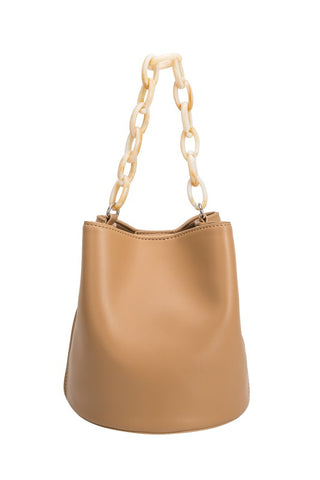 Lana Tan Small Crossbody
