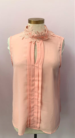 Sleeveless Ballet Top