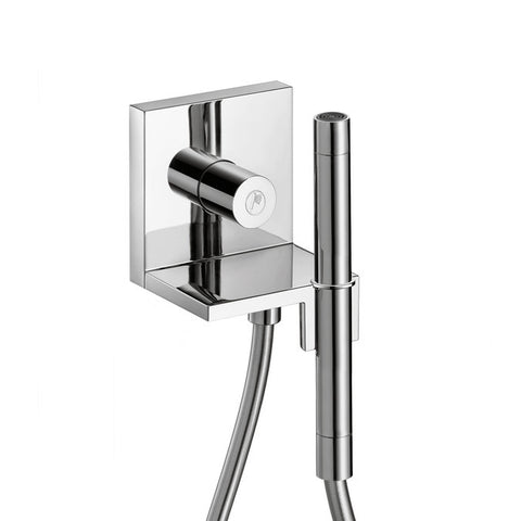 AX Starck Volume Control, Handshower, Wall Outlet And Holder