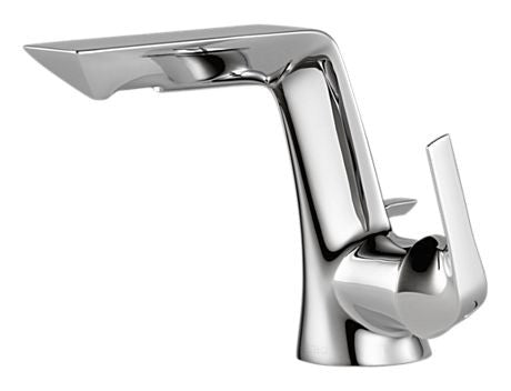 BRIZO SOTRIA SINGLE HANDLE SINGLE HOLE LAVATORY FAUCET CHROME