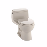 MS864114E#03 - Toto Eco Supreme® One-Piece Toilet, 1.28 GPF, Elongated Bowl /Toto