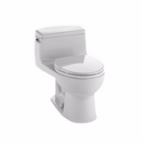 MS864114E#11 - Toto Eco Supreme® One-Piece Toilet, 1.28 GPF, Elongated Bowl /Toto
