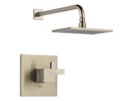 BRIZO SIDERNA TEMPASSURE THEMOSTATIC SÓLO DUCHA BRILLIANCE BRUSHED NICKEL
