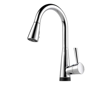 VENUTO SINGLE HANDLE PULL-DOWN KITCHEN FAUCET CHROME