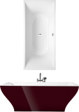 Villeroy and Boch LA BELLE Bañera rectangular
