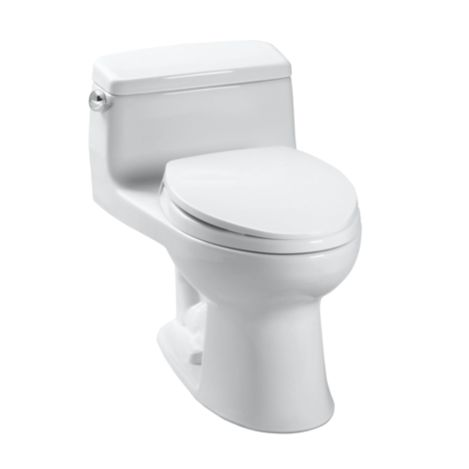 MS864114E#01 - Toto Eco Supreme® One-Piece Toilet, 1.28 GPF, Elongated Bowl /Toto