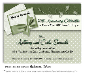 16-Sage-Green-Polkadots-and-Bow-Invitation-Anniversary-Magnet
