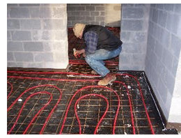 The Barrier Concrete And Radiant Floor Insulation High