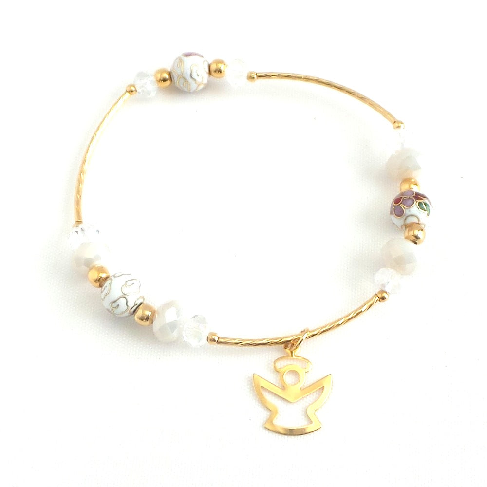 Angel Charm Bracelet *click for more colors