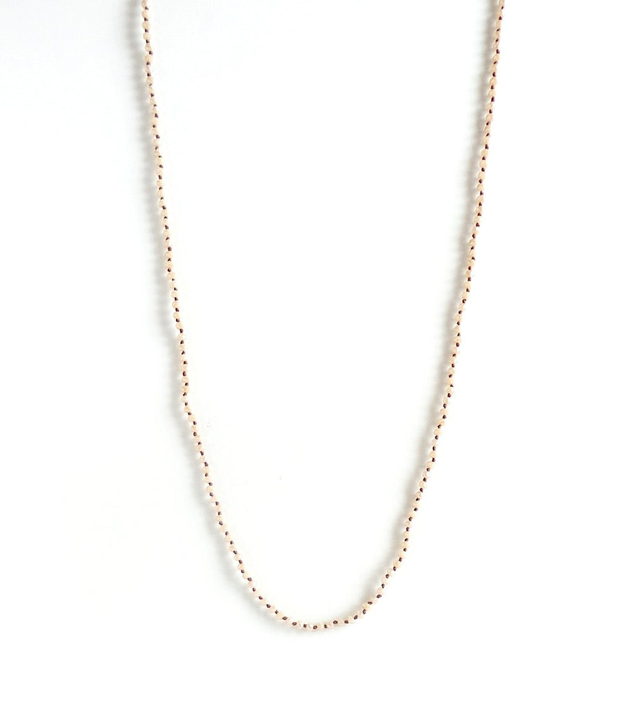 Small Crystal Long Necklace - Estilo Concept Store