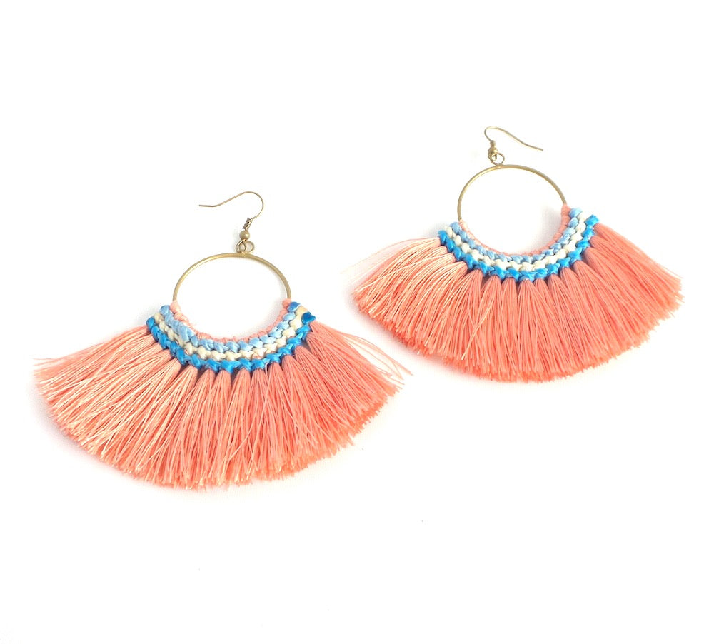 Down to Fiesta Earrings *click for more colors