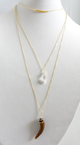 Layer All The Way Necklace