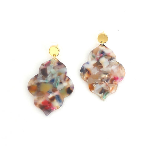 Lola Solid Multi Earrings II