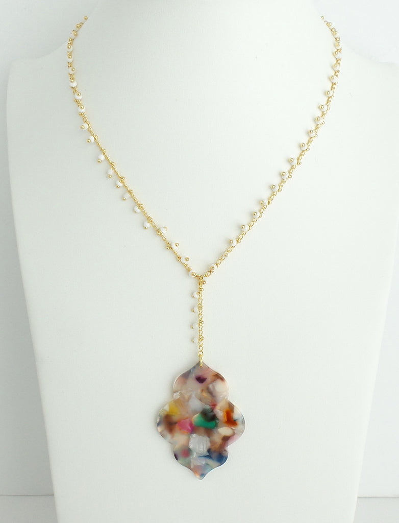 Lola Solid Multi Necklace - Estilo Concept Store